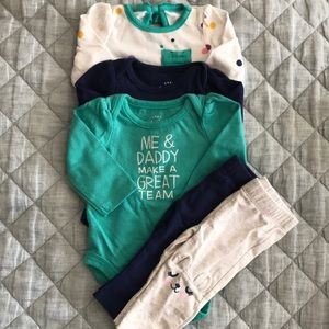 Cat & Jack Matching Sets - Cat & Jack newborn set
